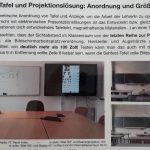 MPZ - Tafeln und Anzeigen